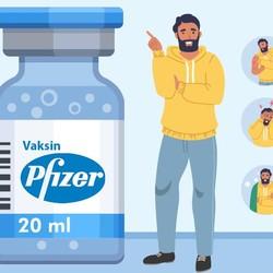 Resmi Dapat Izin, BPOM Terbitkan Izin Penggunaan Darurat Vaksin Pfizer