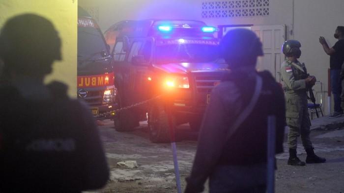 Kontak tembak antara Satgas Madago Raya dan kelompok DPO MIT Poso kembali terjadi Sabtu (17/7/2021). Kontak tembak itu tewaskan 1 anggota kelompok MIT Poso.