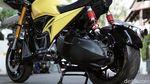 Intip Sangarnya Tampilan Modifikasi Yamaha XMAX 250 Bergaya Moge Cafe Racer