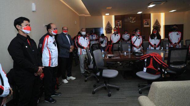 Kontingen Olimpiade Indonesia