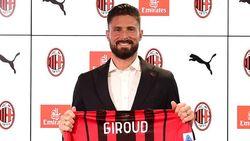Video: Momen di Balik Layar Hari Pertama Giroud di AC Milan