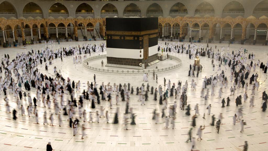 Jemaah Haji Tiba di Mekah, Mulai Lakukan Tawaf Kedatangan