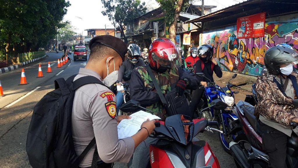 Cara Bikin STRP buat Keluar-Masuk Jakarta