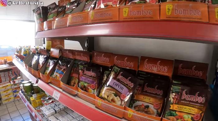 Supermarket Indonesia Super Lengkap Ada di Berlin, Jerman