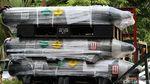 200 Tabung Oksigen dari Singapura Akhirnya Tiba di Solo