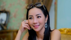 10 Potret Rumah Mewah Ratu Berlian Jakarta, Ada Lapangan Golf di Rooftop