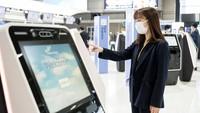 Bandara Narita Jepang menguji coba teknologi face express atau pengenalan wajah untuk penumpang internasional. Jadi paspor dan tiket penerbangan tidak dibutuhkan.