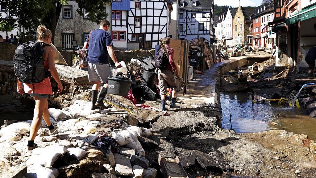 Peringatan, Banjir Bandang Seperti di Jerman Bisa Jadi Hal Biasa