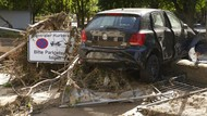Jejak Banjir Bandang yang Porak-porandakan Jerman