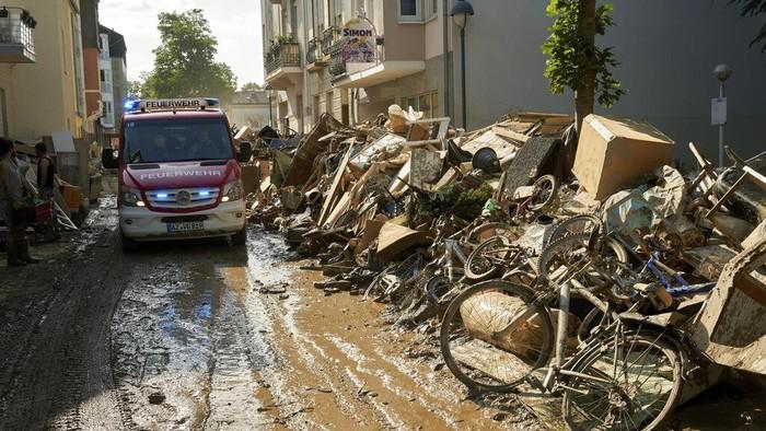 Banjir jerman