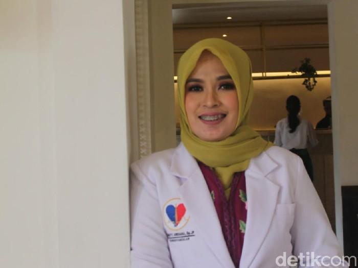 Dr. dr. Meity Ardiana SpJP (K)., FIHA., FICA., FAsCC