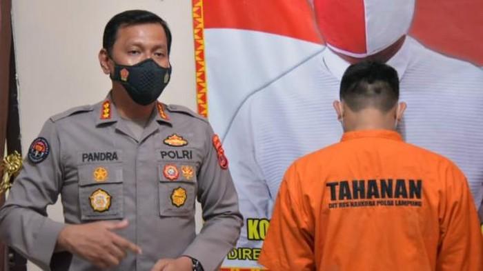 Kabid Humas Polda Lampung Kombes Zahwani Pandra Arsyad (dok Istimewa)