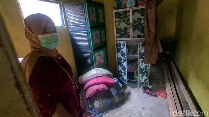 Keluarga terpidana bola sabu di Sukabumi lega hukuman suaminya dipangkas