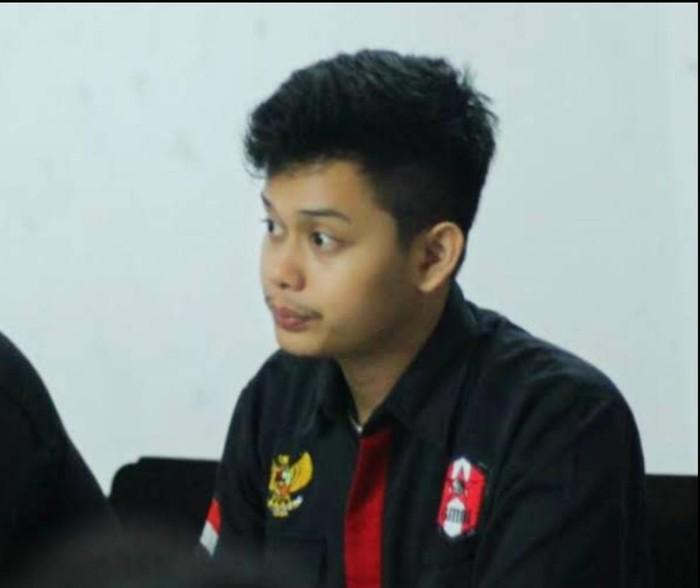 Ketua Bidang Hukum dan Perundang-Undangan DPP GMNI Aang Sirojul Munir (Dok GMNI pimpinan Imanuel Cahyadi)