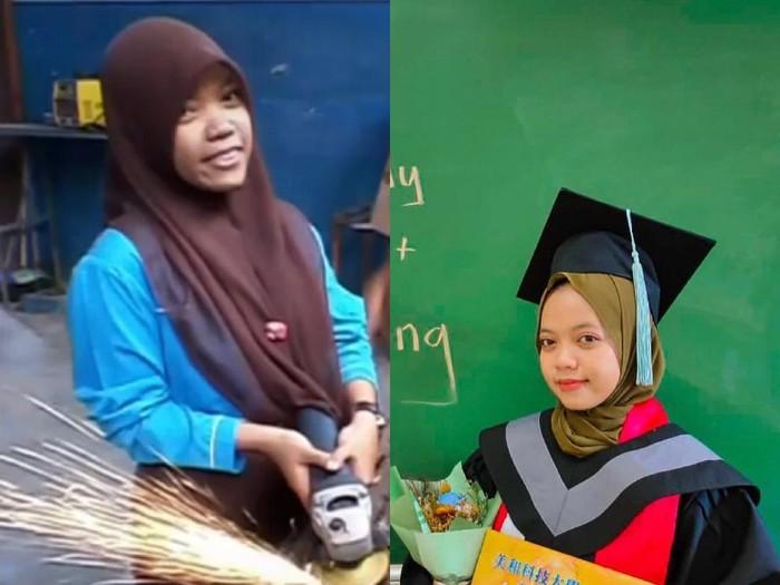 Kisah viral curhatan dulu dihina karena anak sopir angkot, kini berhasil lulus kuliah di luar negeri.