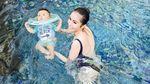 Momo Eks Geisha Berenang di Bali, Airnya Disebut Kalah Bening