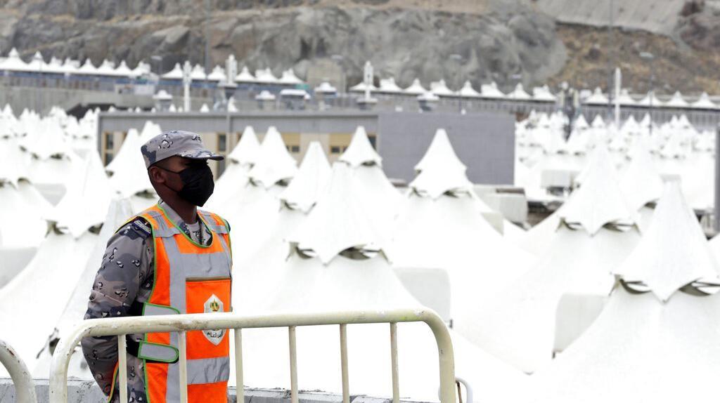 Melihat Suasana Tenda Jemaah Haji di Mina