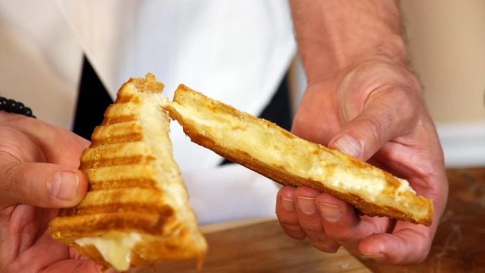 Nyam! Sandwich Keju Termahal di Dunia Ini Harganya Rp 3,1 Juta