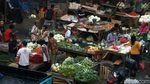 Potret Semrawutnya Pasar Cileungsi Bogor