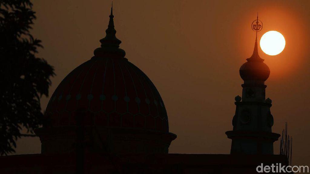 Sejumlah Masjid di Bogor Tak Gelar Salat Idul Adha Besok