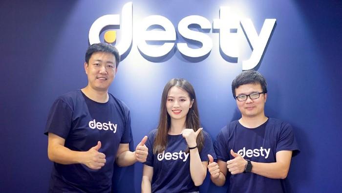 Startup Desty