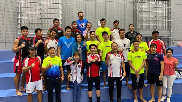 Tim bulutangkis Indonesia di Olimpiade 2020