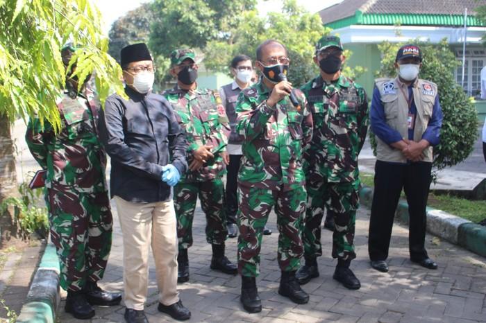 TNI AD Mau Bangun RS Lapangan COVID-19 ke-3 di Surabaya