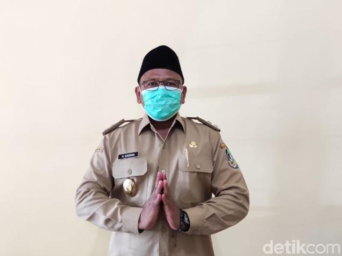 Wakil Bupati Banyuwangi Sugirah