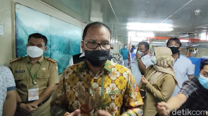 Walkot Makassar, Ramadhan Danny Pomanto (Hermawan/detikcom)