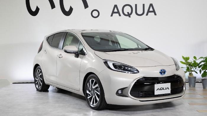 All New Toyota Aqua