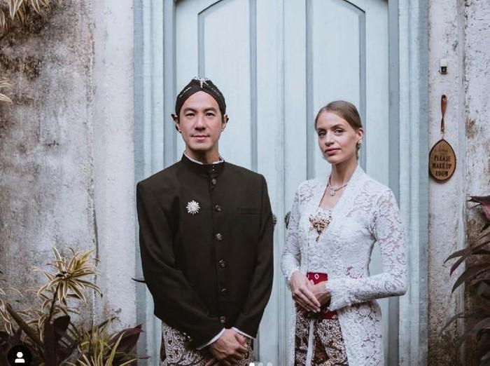 Daniel Mananta dan Viola