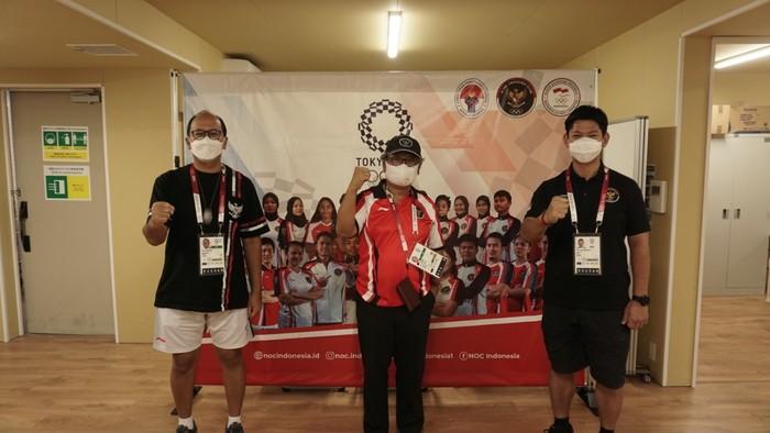 Dubes RI di Tokyo Dukung Langsung Tim Olimpiade Indonesia