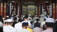 Begini Suasana Hari Raya Idul Adha di Masjid Niujie Beijing