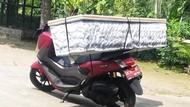 Kades di Klaten Angkut Peti Mati Pakai Motor Dinas: Biar Gak Kelamaan