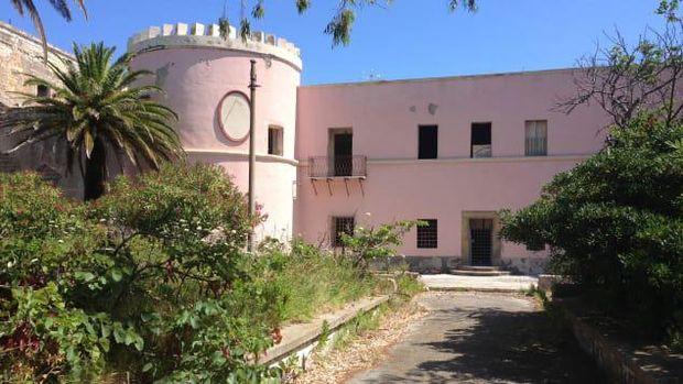Penjara San Stefano di Italia.