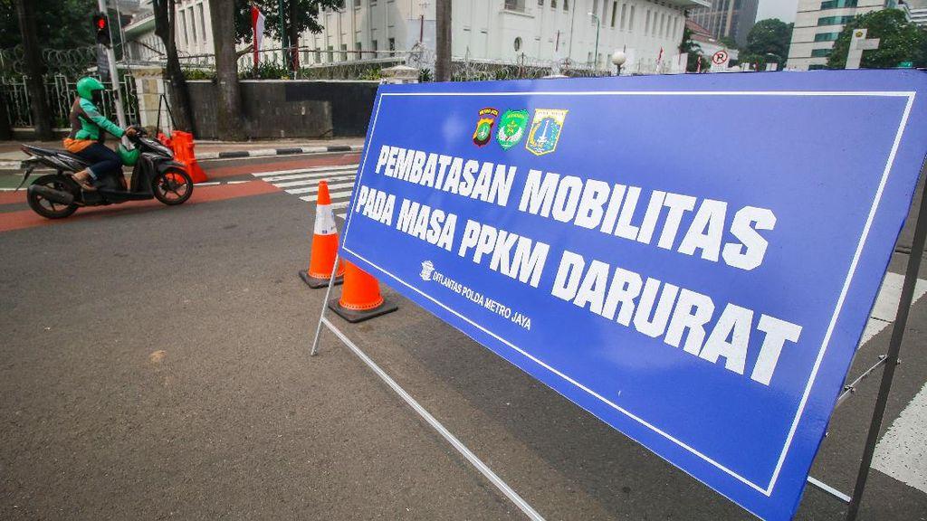Sejumlah Wilayah Luar Jawa-Bali Dikabarkan PPKM Level 4 hingga 8 Agustus