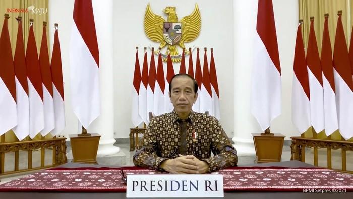 Presiden Jokowi (YouTube Sekretariat Presiden)