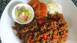 Resep Nasi Goreng Kambing Jawa yang Gurih Manis Bikin Nagih