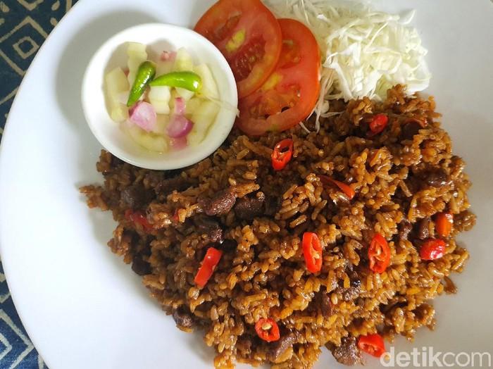 Resep Nasi Goreng Kambing Jawa