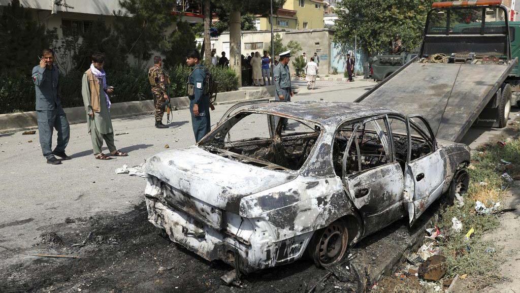Roket Hantam Ibu Kota Afghanistan di Hari Raya Idul Adha