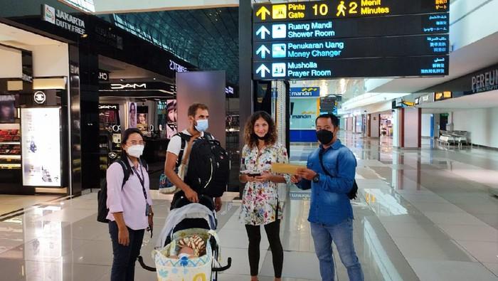 Sekeluarga asal Rusia dideportasi Imigrasi Bali (Dok istimewa)