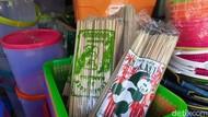 Pembeli Tusuk Sate di Surabaya Turun Jika Dibanding Idul Adha Tahun Lalu