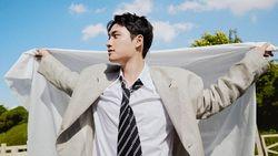 Akhirnya Rilis! Lagu Cinta Rose Milik D.O EXO Bikin Berdebar