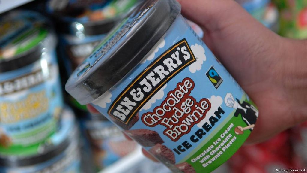 Ben & Jerrys Boikot Penjualan di Tepi Barat, Israel Ingatkan Konsekuensi Berat