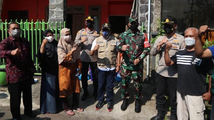 PPKM Darurat diperpanjang sampai 25 Juli 2021. Kota Malang masuk daerah PPKM level 4.