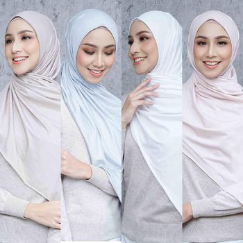 Foto produk hijab antimicrobial dari Restu Anggraini Official.