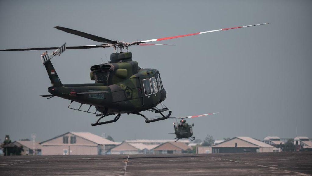 Begini Canggihnya Helikopter Pesanan Kantor Prabowo