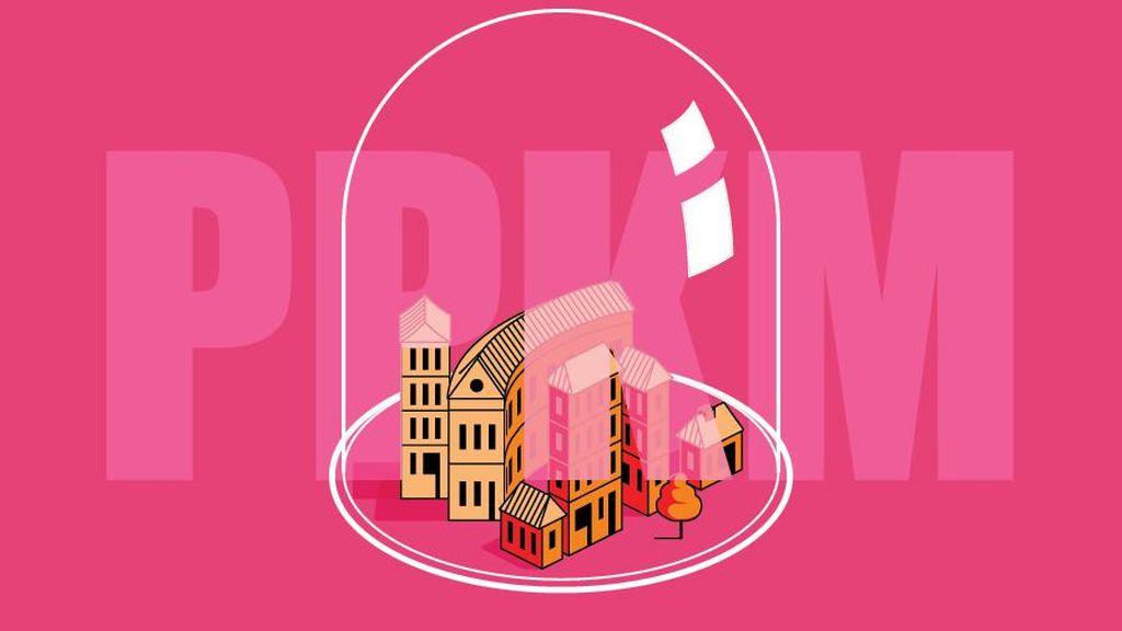 Aturan Lengkap PPKM Level 4