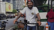 Keren! Instagram Ini Promosikan Pedagang Bersepeda agar Jualannya Makin Laris
