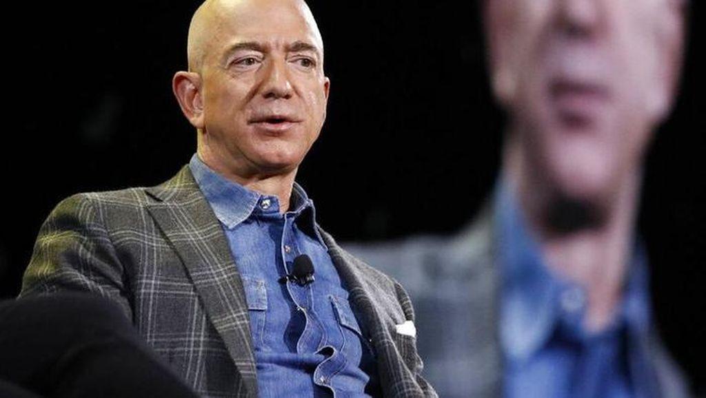 Sandiaga Uno: Jeff Bezos is My Idol!